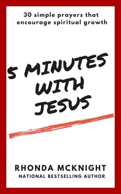 Praying - 5 Minutes with God (1)